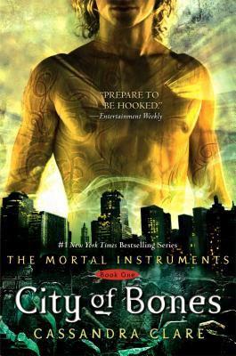 City of Bones book cover