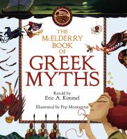 The McElderry Book of Greek Myths