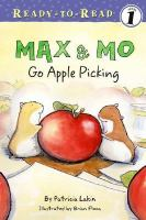 Max and Mo Go Apple Picking