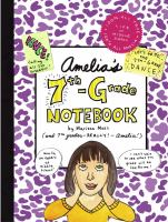 Amelia's 7th Grade Notebook