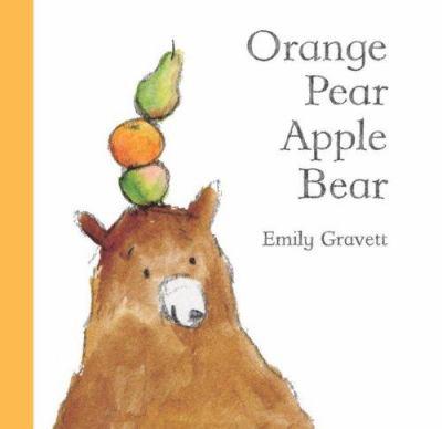 Cover image for Orange Pear Apple Bear