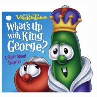 What's up With King George? (board Book)