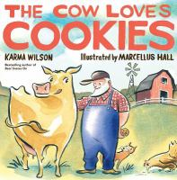 Cow Loves Cookies