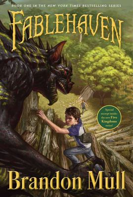 Cover image for Fablehaven