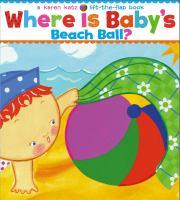 Where Is Baby's Beach Ball?