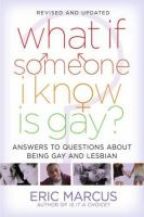What If Someone I Know Is Gay?