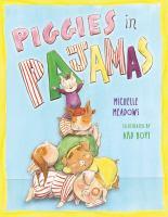 Image: Piggies in Pajamas