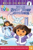 Dora's Snowy Forest Adventure