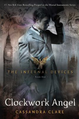 Cover image for Clockwork Angel
