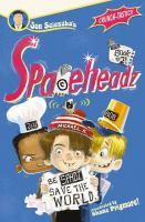 Spaceheadz Book #2!