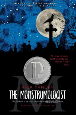 Cover image for The Monstrumologist