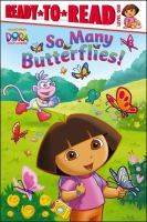 So Many Butterflies!