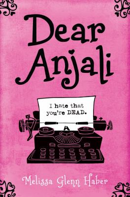 Cover image for Dear Anjali