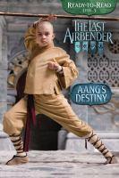 Aang's Destiny