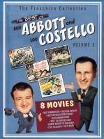 The best of Abbott & Costello. Volume 3