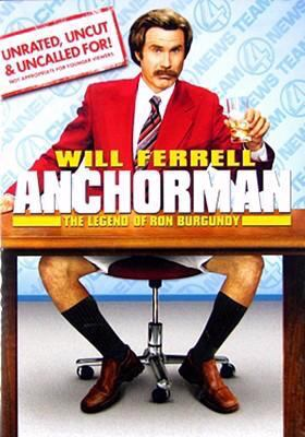 Cover image for Anchorman