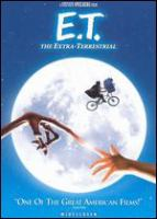 E.T., the extra-terrestrial [videorecording (DVD]