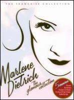Marlene Dietrich the glamour collection.