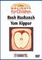 Rosh Hashanah [and] Yom Kippur
