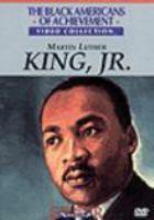 Martin Luther King, Jr., Civil Rights Leader