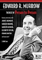 Edward R. Murrow , the Best of Person to Person