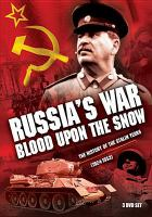 Russia's War, Blood Upon the Snow