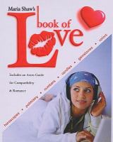 Maria Shaw's book of love