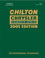 Chilton Chrysler Diagnostic Service