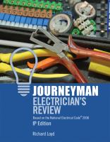 Journeyman Electrician's Review