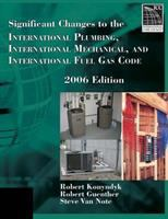 Significant Changes to the International Plumbing Code, International Mechanical Code, and International Fuel Gas Code