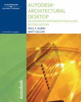 Autodesk Architectural Desktop