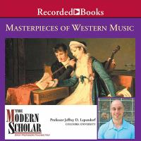 Masterpieces of Western Music