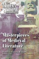 Masterpieces of Medieval Literature