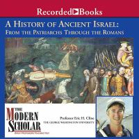 A History of Ancient Israel