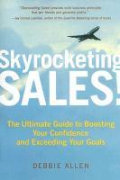 Skyrocketing Sales!