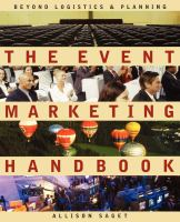 The Event Marketing Handbook