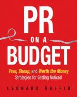 PR on A Budget
