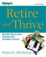 Kiplinger's Retire & Thrive