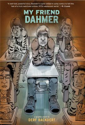 My Friend Dahmer book jacket