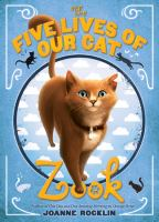 The Five Lives of Our Cat Zook