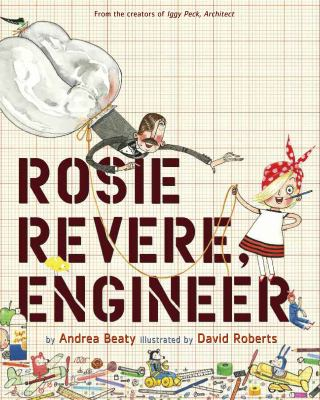 Rosie Revere, Engineer(book-cover)