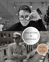 Halston & Warhol