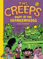 Night of the Frankenfrogs