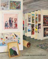 William Wegman Paintings