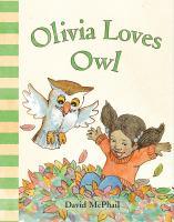Olivia Loves Owl