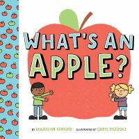 What's An Apple?