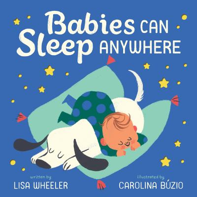 Cover image for Babies Can Sleep Anywhere
