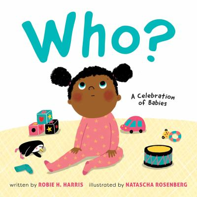 Cover image for Who?