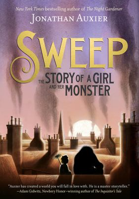 Sweep: The Story of a Girl and Her Monster(book-cover)
