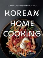 Cover of Korean Home Cooking: Class